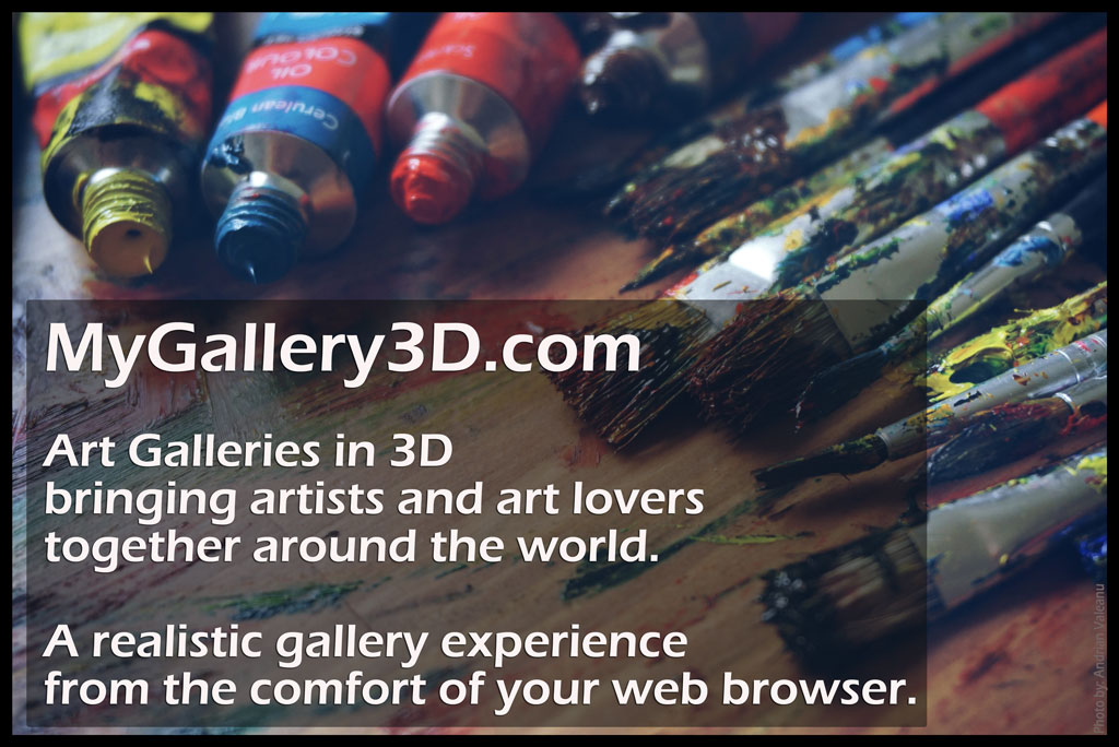 Virtual Art Galleries - MyGallery3d.com